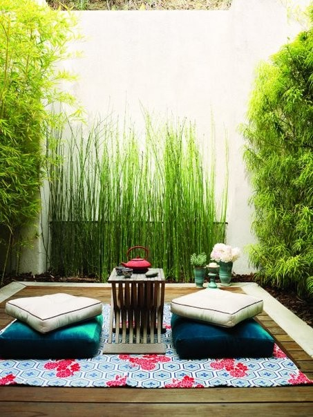 Small garden design malaysia creative garden space scapexpert - Small space garden design ideas set ...
