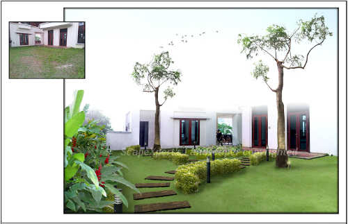Landscape Pictures Garden Design Portfolio in Malaysia ScapeXpert
