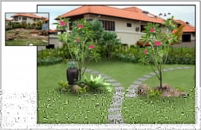 ... Garden Design Selangor 411 ...