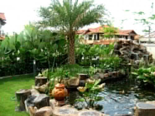 Landscape pictures garden design portfolio in malaysia for Koi pond design malaysia